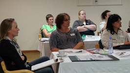 Sales and marketing front line staff training in Cape Town